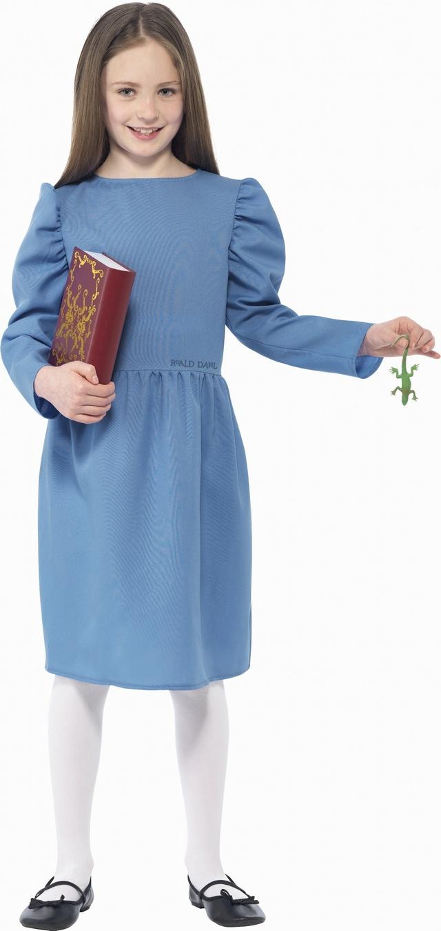 Roald Dahl Matilda Costume £19.99 - Childrens Fancy Dress - Book ...