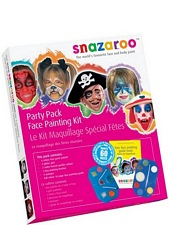 Party Pack face painting kit